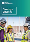 Strategy 2020-25 front cover