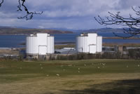 Hunterston A - Copyright Magnox Limited